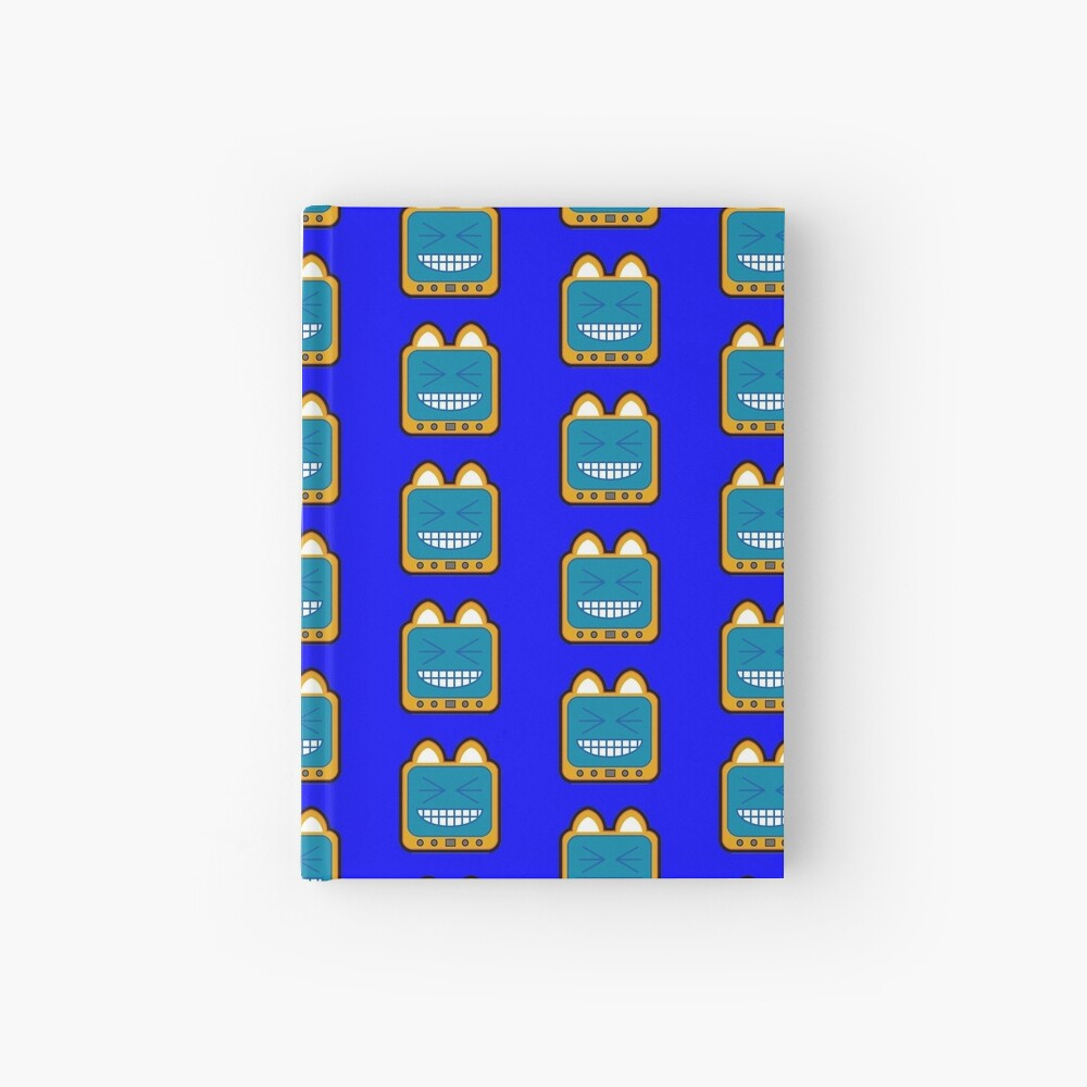 Television Kitty LOL 2 Hardcover Journal