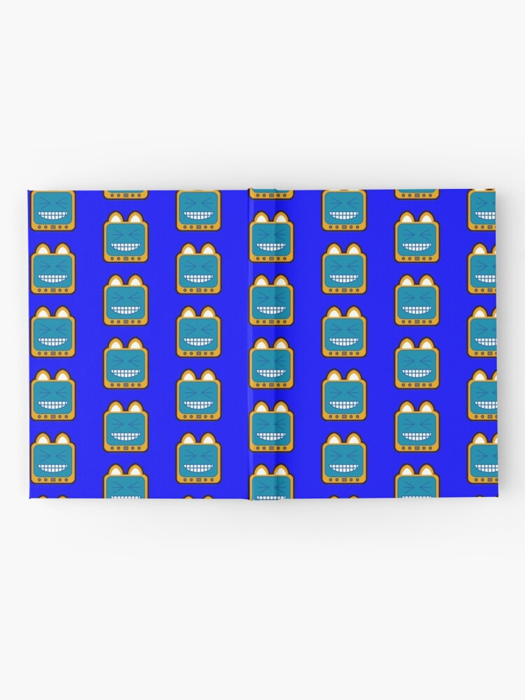 Alternate view of Television Kitty LOL 2 Hardcover Journal