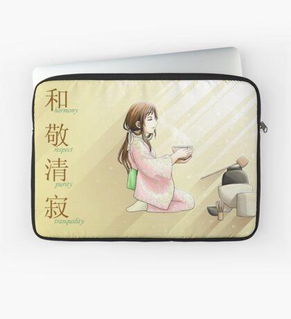 Zen Chanoyu Laptop Sleeve