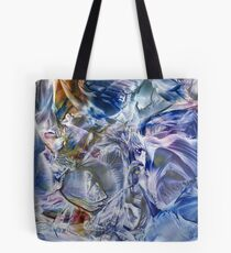 Morphic fields of the mysterious mind Tote Bag