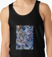 Morphic fields of the mysterious mind Men's Tank Top