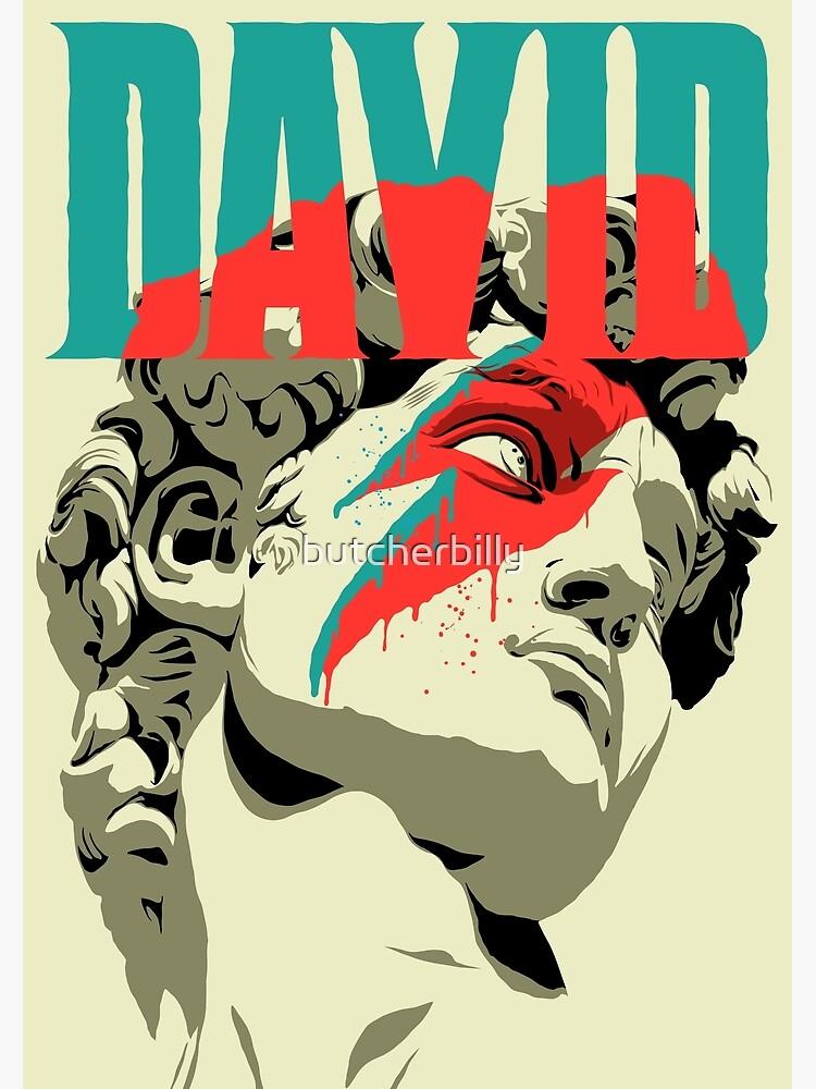 David by butcherbilly