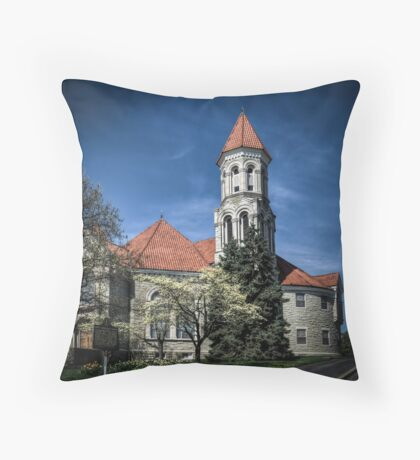 The First, The Best Throw Pillow