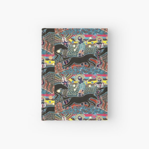 The Now Horse Hardcover Journal