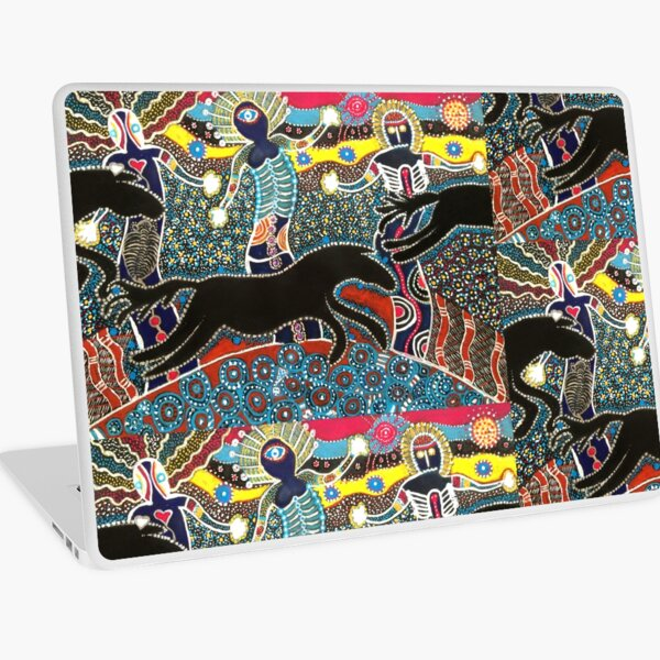 The Now Horse Laptop Skin