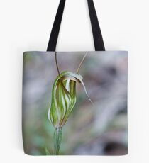 Fisch's Greenhood - Diplodium fischii Tote Bag