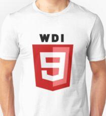 WDI-9 (large) Unisex T-Shirt
