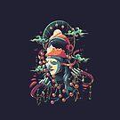 Tari Topeng by Angga Tantama