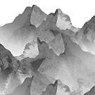 Die Bergkette von steveswade