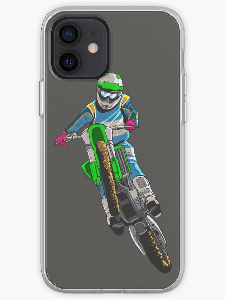 Enduro Motocycliste Motard | Coque iPhone