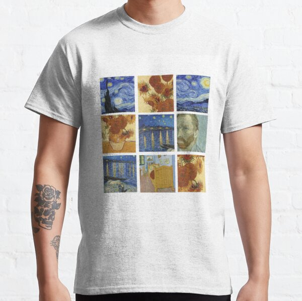 Vincent Van Gogh Camiseta clásica