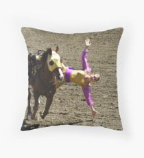 Ta-da! Throw Pillow