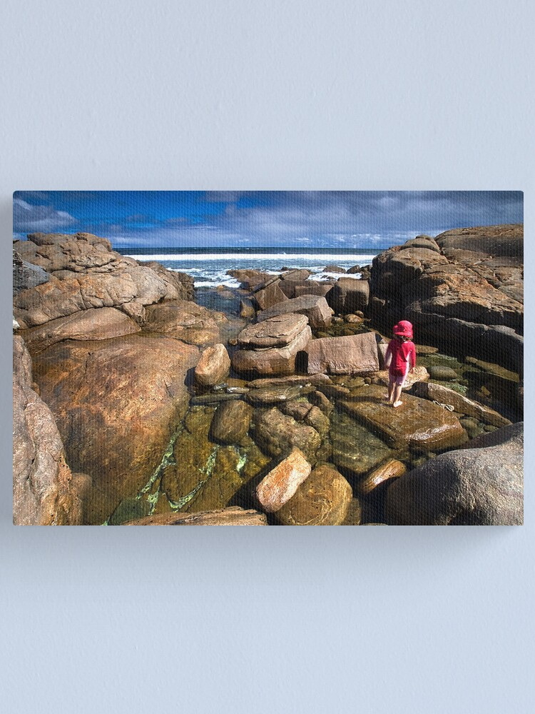 Alternate view of Watch Out Canvas Print