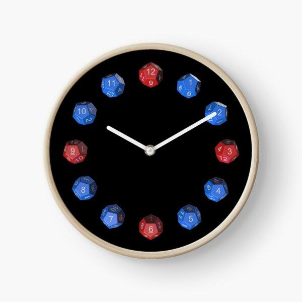 D12 Clock Clock