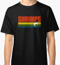Shrimps Retro Shirt Classic T-Shirt