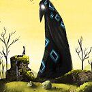The Raven by Dan Widdowson