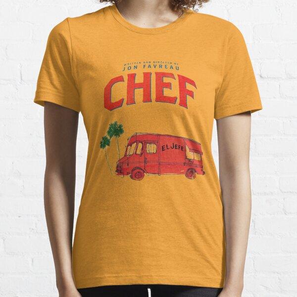 Chef Car Essential T-Shirt