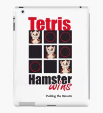 Pudding The Hamster - Tetris iPad Case/Skin