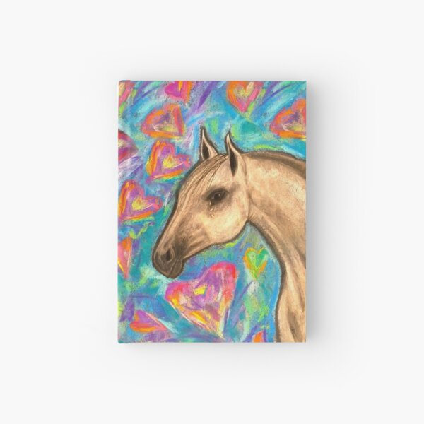 Love Horse Hardcover Journal