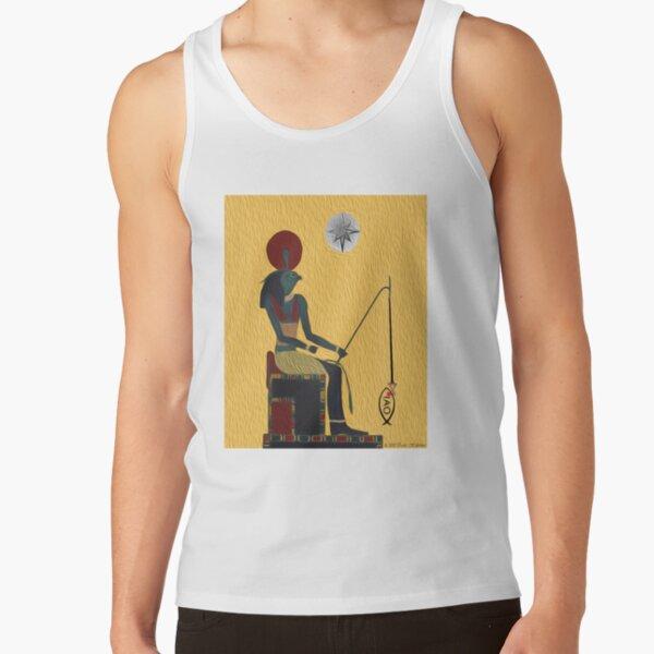 Horus Fishing  Tank Top