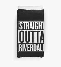 Is Riverdale On Tonight Duvet Cover