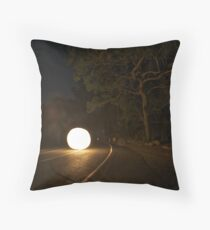 Royal Orb Throw Pillow