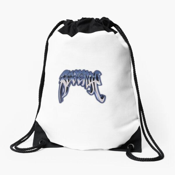 Revenge Metal - Xxxtentacion  Drawstring Bag