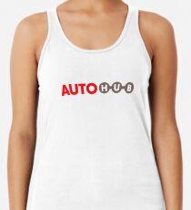 Autohub Racerback Tank Top