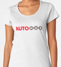 Autohub Frauen Premium T-Shirts