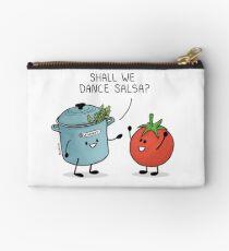 ¿Bailamos salsa? Le dice la olla al tomate Bolso de mano