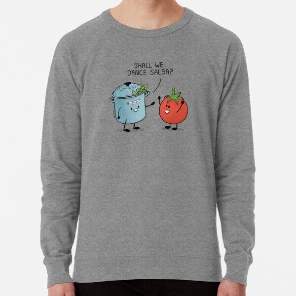 ¿Shall we dance Salsa? Lightweight Sweatshirt