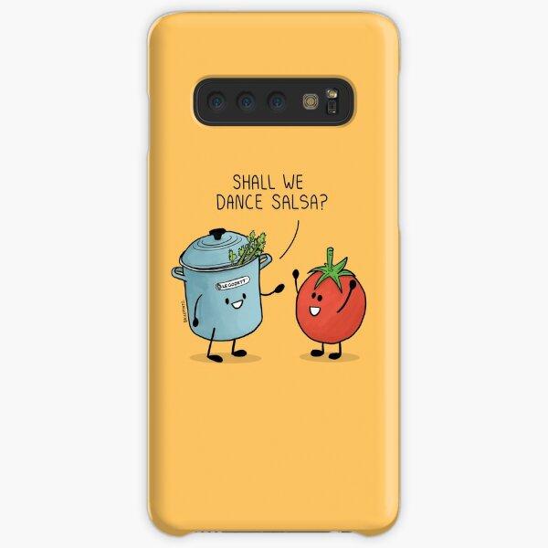 ¿Shall we dance Salsa? Samsung Galaxy Snap Case