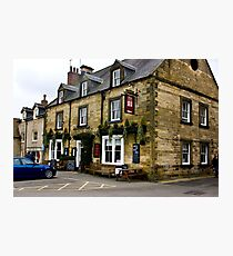 The Royal Oak - Helmsley Photographic Print
