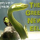 The Green New Eel by ayemagine