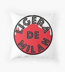 LIGERA DE MILAN Throw Pillow