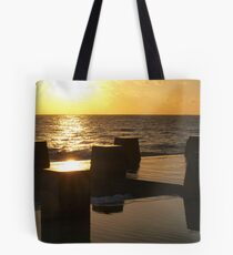 Early Rising - Coogee Pool Tote Bag