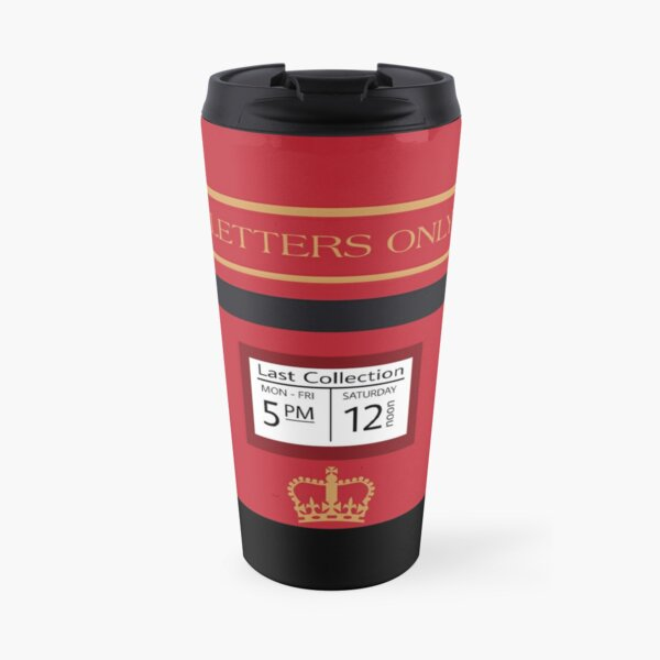 Post Box Travel Mug