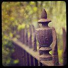 Fence No.7 by Sid Black