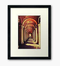 GPO Arches Framed Print
