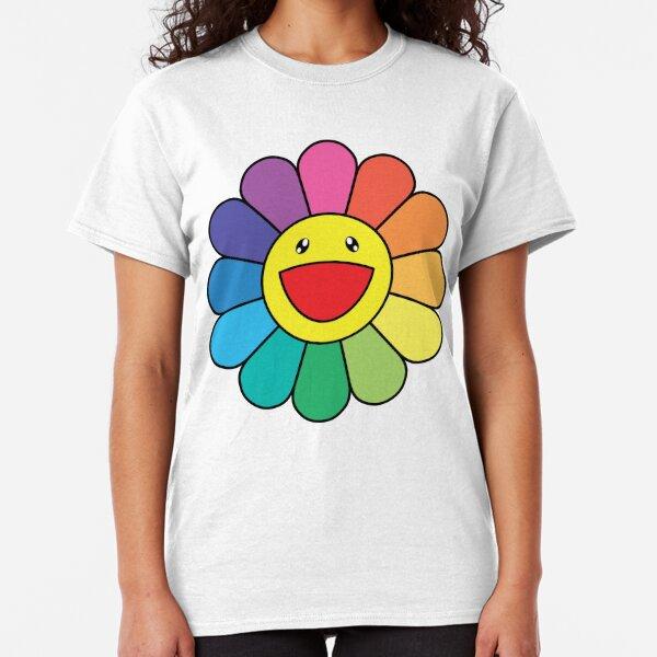 Takashi Murakami Happy Flower Classic T-Shirt