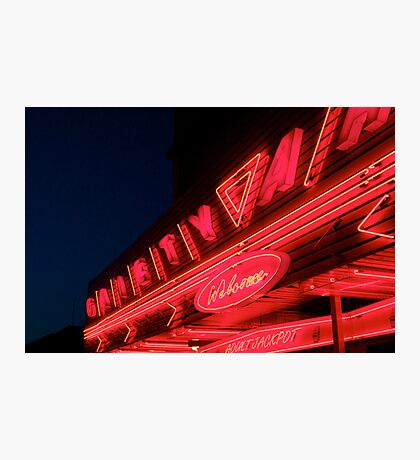 Gaiety Welcome Photographic Print