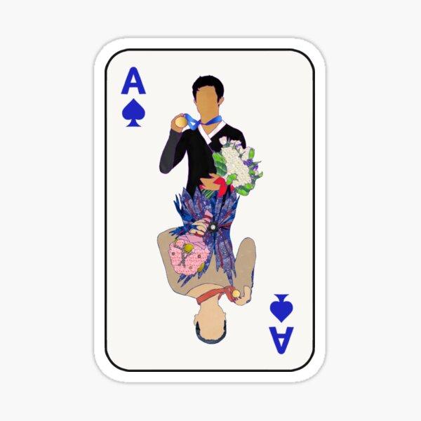 Redemption - Ace of Spades Sticker