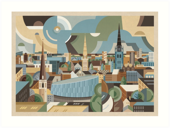 Coventry by Brumhaus
