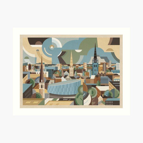 Coventry Art Print