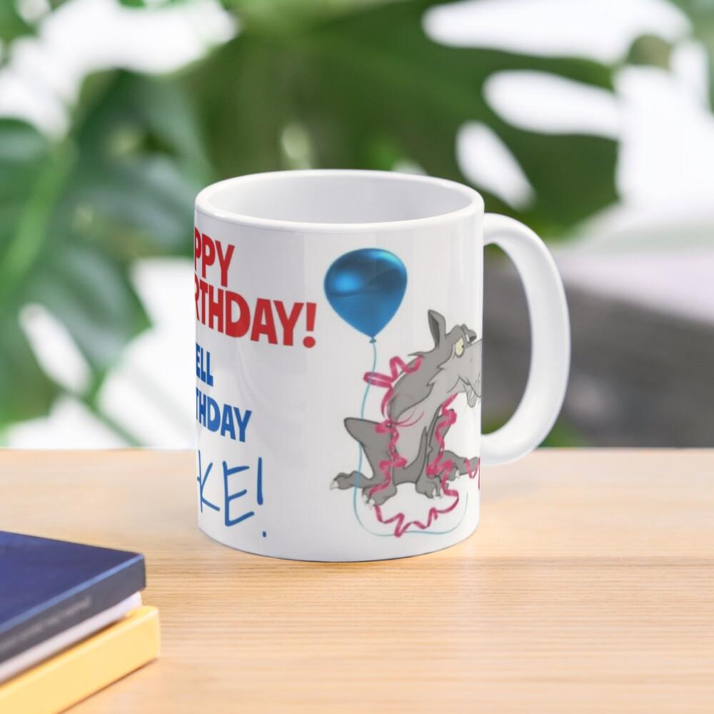 I Smell Birthday Cake! Mug