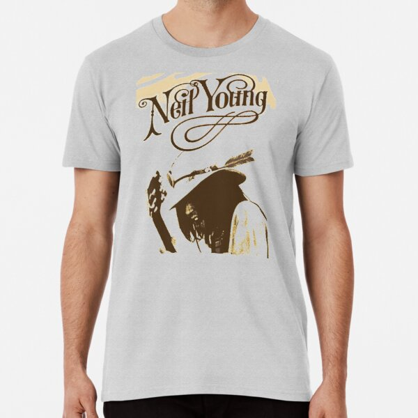 Neil Young T-shirt premium