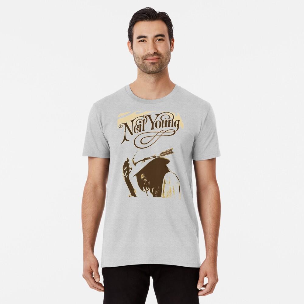 Neil Young Premium T-Shirt