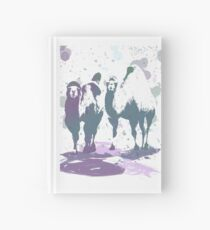 Camels Coming Your Way Hardcover Journal