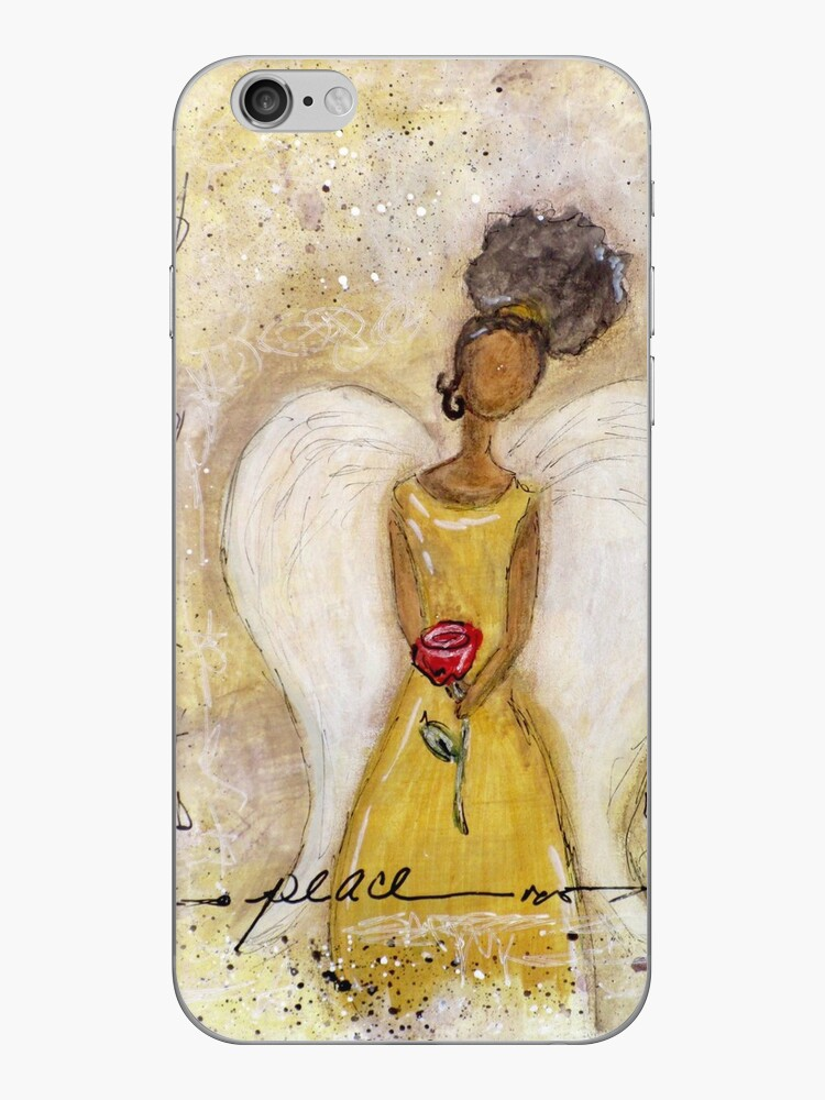 Angel of Peace 2, African American, Black Angels, Latina by Tiare Smith