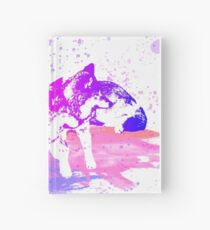 Dogs or Wolves? Hardcover Journal